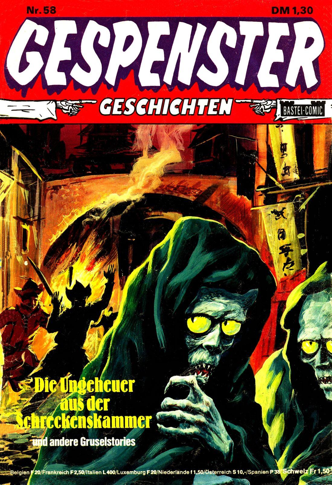 Gespenster Geschichten - 58