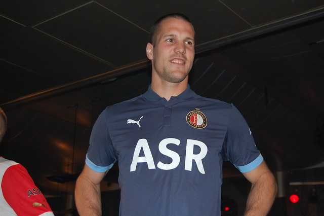 Feyenoord uitshirt 2012 tenue