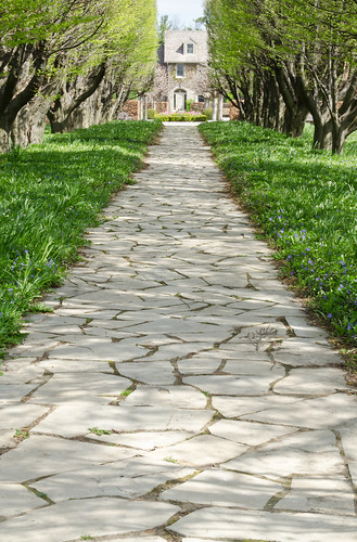 Tuesday - Stone Path and House 2
