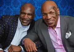 Tyson & Holyfield Reunited!