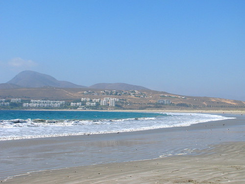 Playa Socos, Tongoy, Chile