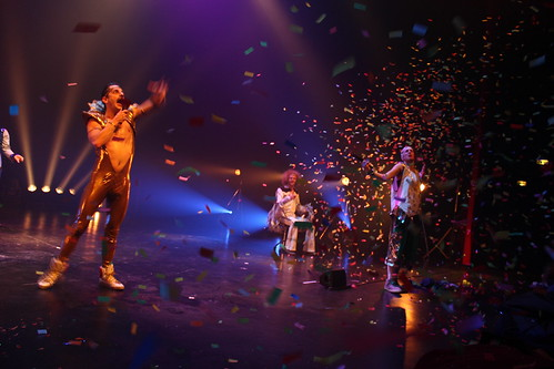 Airnadette: Air Confettis