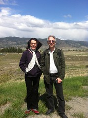 Dan and Susan in Merritt