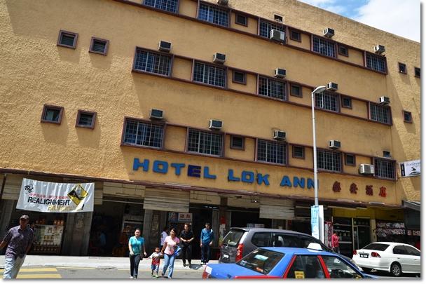 Lok Ann Hotel @ Chinatown