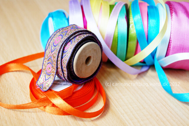 Random ribbon....
