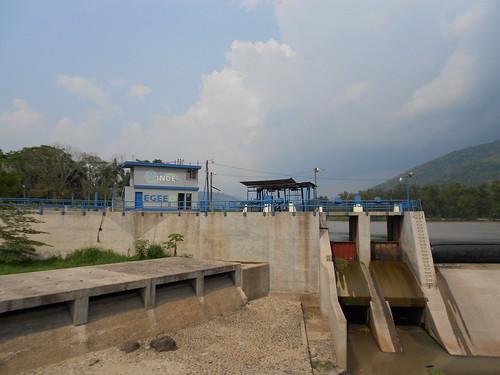 Hidroeléctrica de Los Esclavos