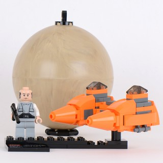 9678 Bespin and Twin Pod Cloud Car