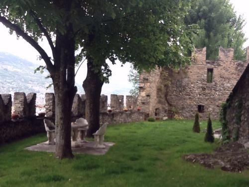 Castello di Gressan, foto di Wilma Zanelli