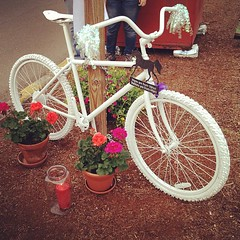 Ghost Bike - Ride of Silence