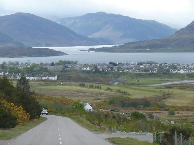 Ullapool and Loch Broom, Scottish Highlands