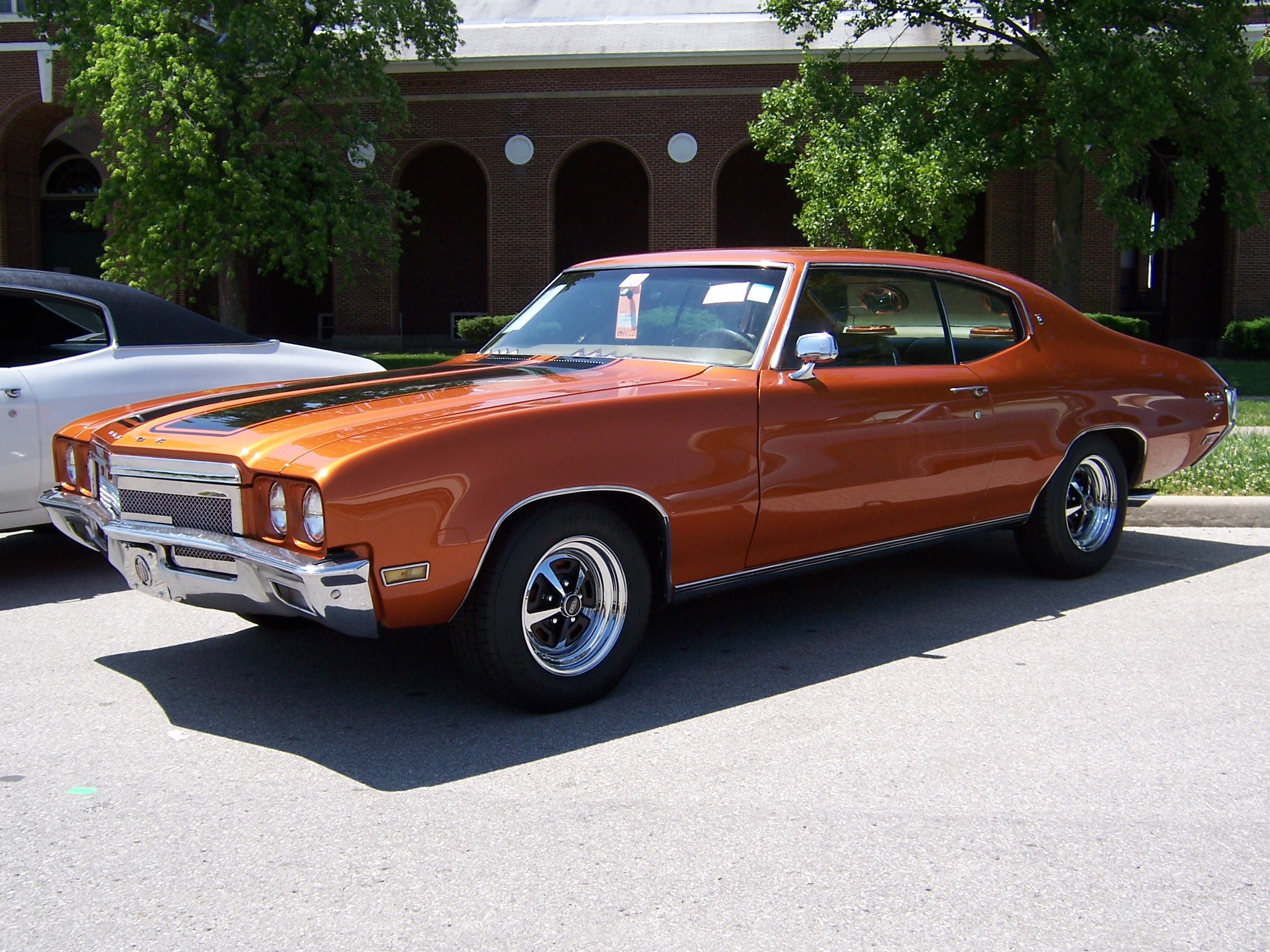 1970 buick skylark got to drive one of these looked almost exactly like this one