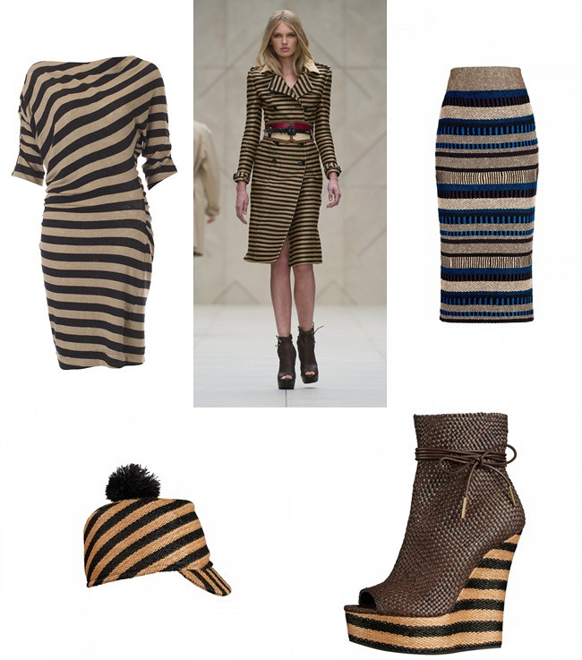 7 - stripes