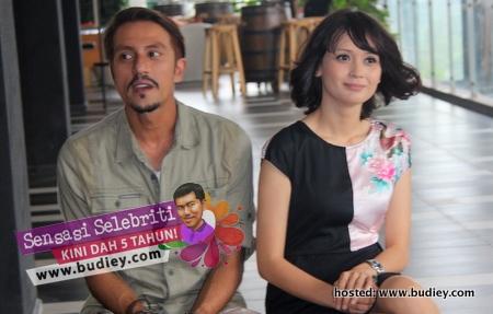 Bront Palarae Nafi Bercinta Dengan Cristina Suzanne