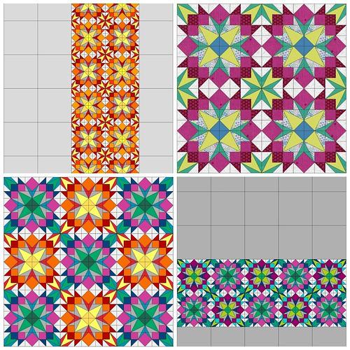 Drop Dead Gorgeous layout ideas