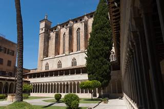 Image of Sant Francesc. spain mallorca majorca balearicislands majorka hiszpania morześródziemne baleary