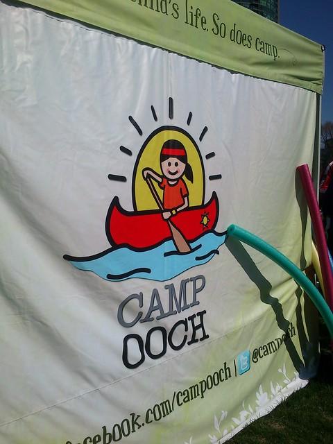 Camp OOCH logo