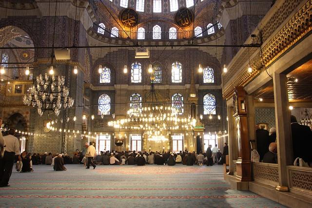 127 - Yeni Cami