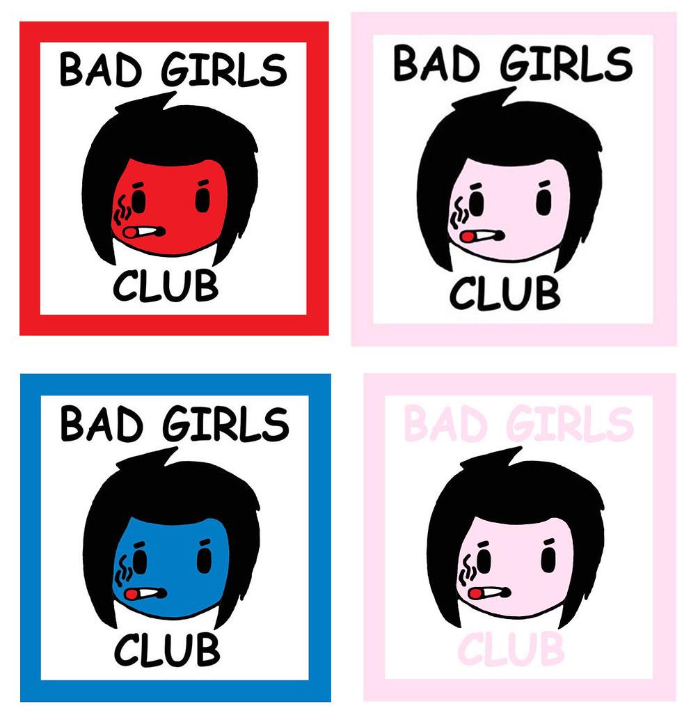 Bad Girls Club B-Pop Super Pee Wee Kid Art Image Posters B