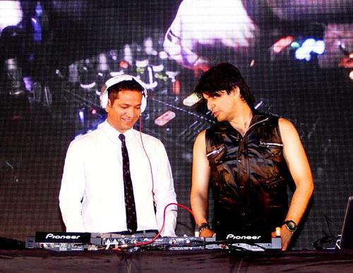 With DJ Lyod