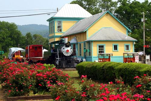 Cowan, TN Passenger Depot (2011)