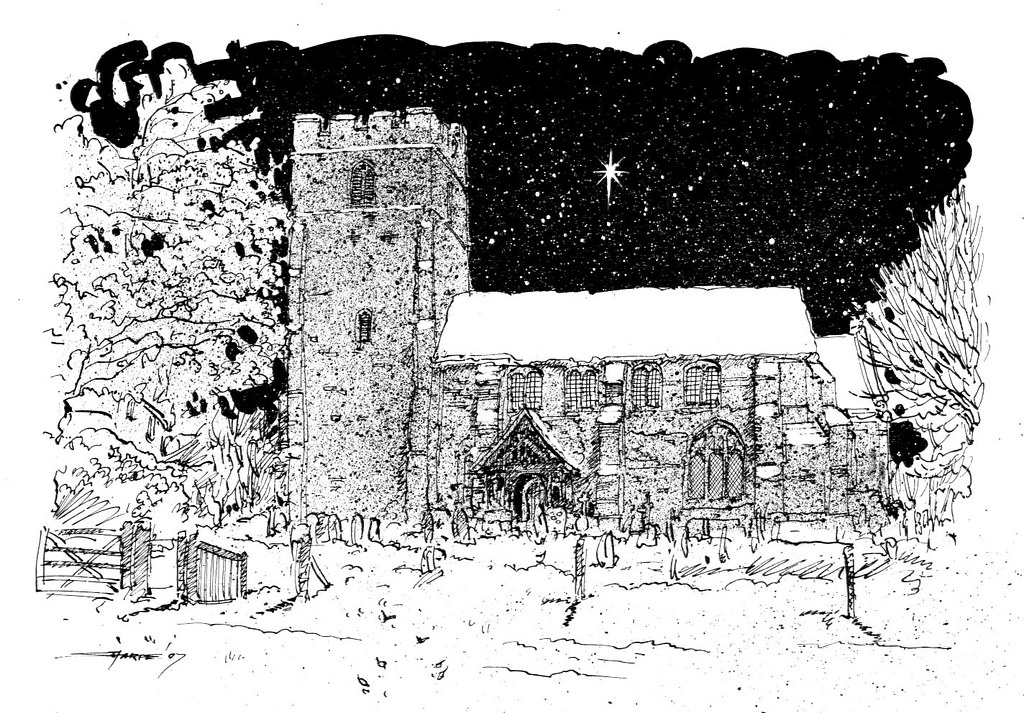 Line Drawing Xmas : Line drawing illustrations steve sharpesteve sharpe