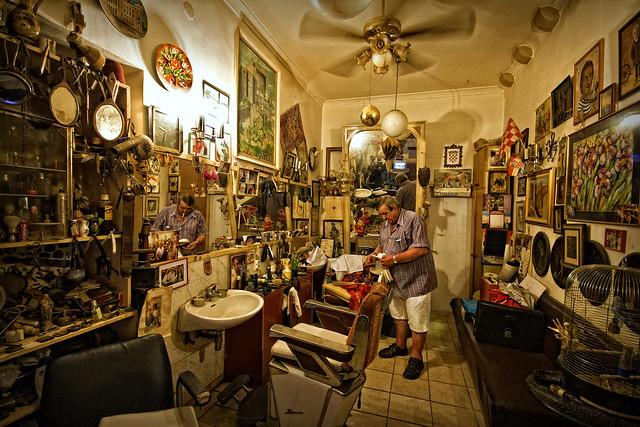 Barber Shop Manchester Nh : Barber shops-Bishops Barbershop  Portland Shopping on the ...
