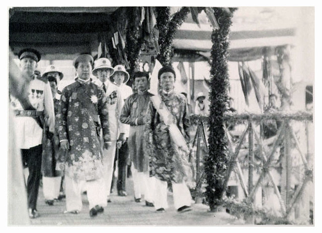 Débarquement à Tourane, 1930-33