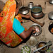 Cooking in a Traditional Kitchen - Hatiandha, Bangladesh
