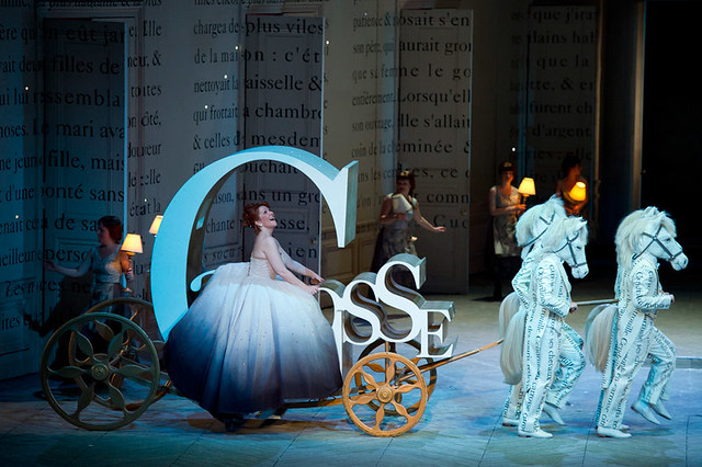 Joyce DiDonato as Cendrillon in The Royal Opera's Cendrillon © Bill Cooper/ROH 2011