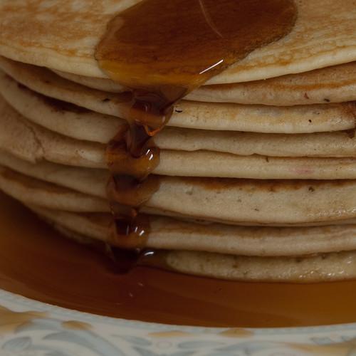 Pancakes a colazione!