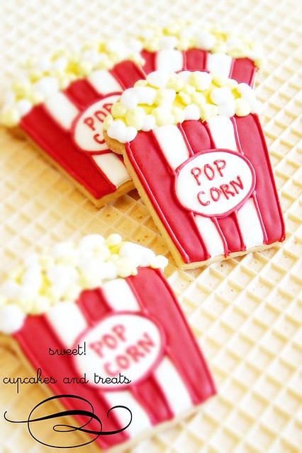 Popcorn cookies | Flickr - Photo Sharing!