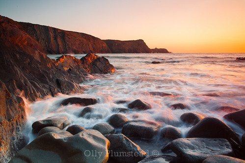 Treath Llyfn Golden Light