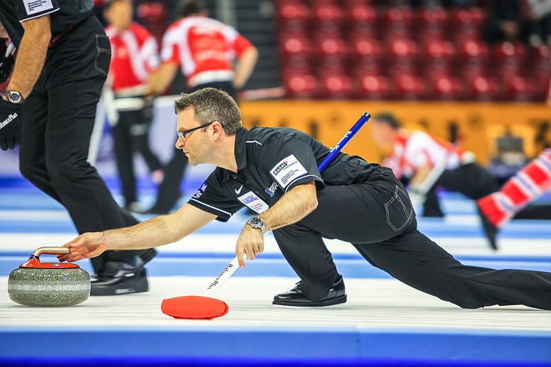 World Men's Curling Championship