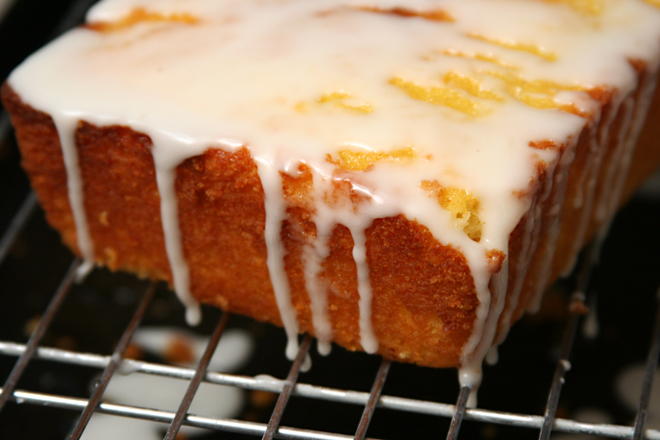 lemon pound cake 4