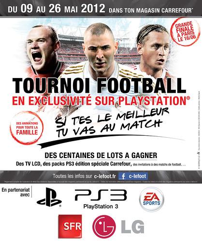 Encart Tournoi Football