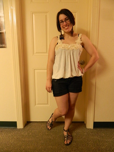 Warm Weather Outfit! =)