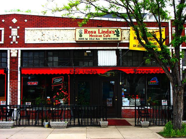 Rosa Linda S Restaurant Myrtle Beach