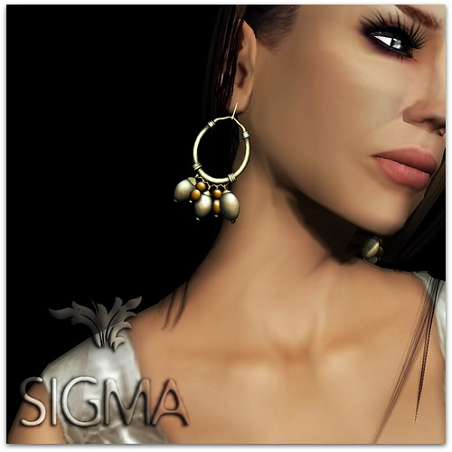 SIGMA Jewels/ Chantal earrings