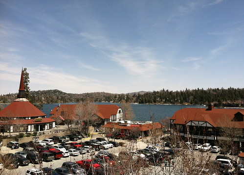 Brief trip to Lake Arrowhead village for food & drink