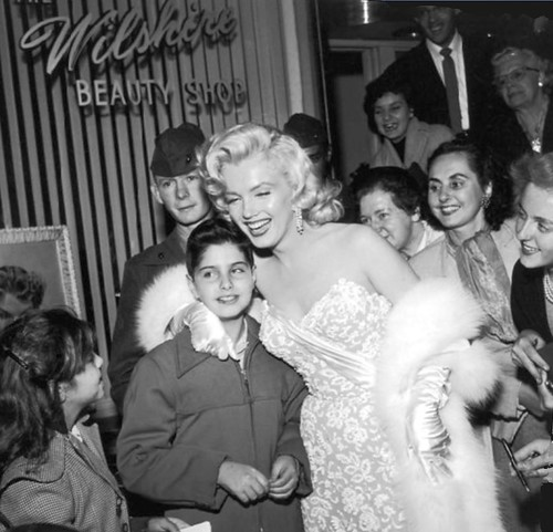 Marilyn Monroe LA public appearance by Movie-Fan