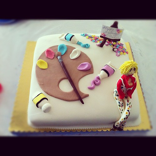 Ressam pastası 2 by l'atelier de ronitte