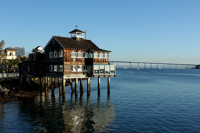 One fine sunny day in San Diego