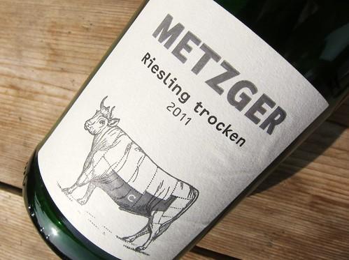 Metzger Liter Riesling 2011