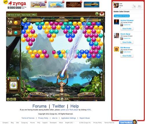 Bubble Safari_Lightning