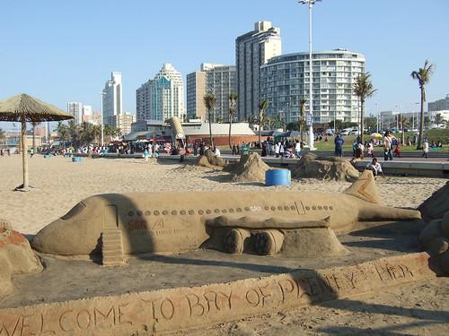 134/366: Sand plane