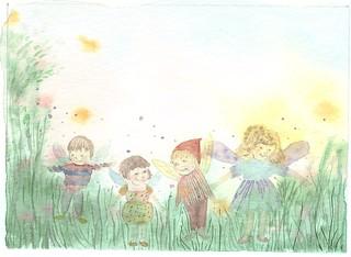 עמותת רימון. ציור: ענת רותם