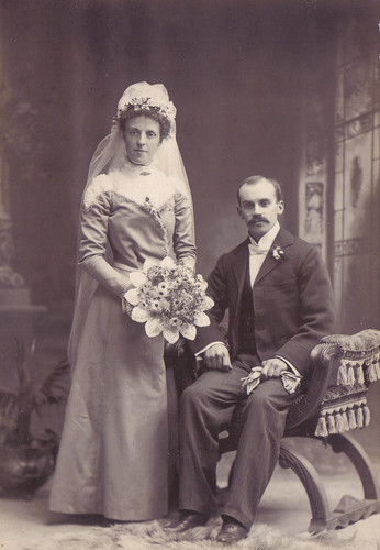 24_Alena Elizabeth Lord (nee Wilson) and Frederick William Lord