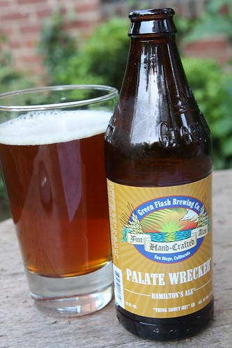 Green Flash Brewing Company Palate Wrecker
