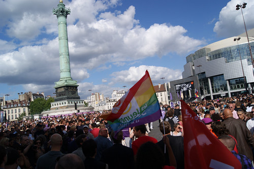 Paris LGBT Pride 2011