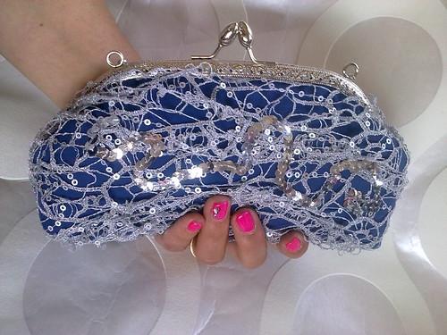 Clutch personalizada para um casamento♥♥♥ by ♥Linhas Arrojadas Atelier de costura♥Sonyaxana